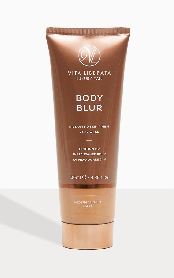 Vita Liberata Instant Body Blur Skin Finisher Latte 1