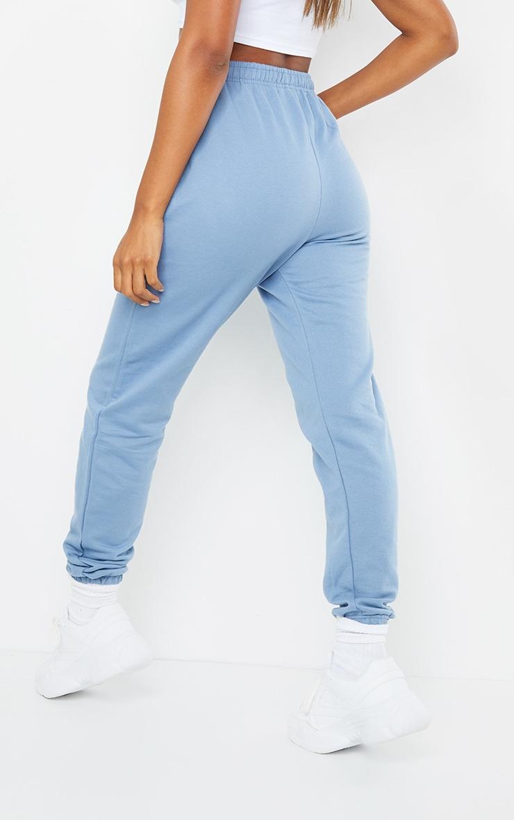 Steel Blue Sweat Pant Joggers 3