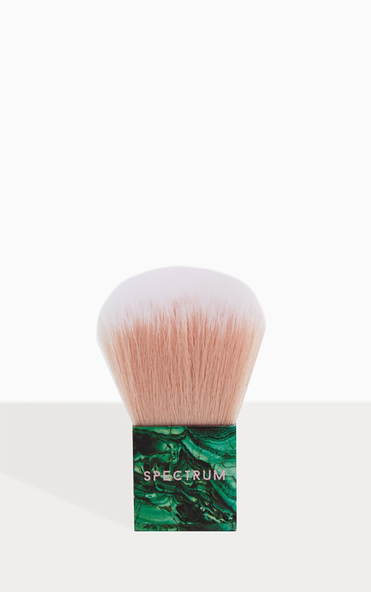 Spectrum Malachite Kabuki Brush 2