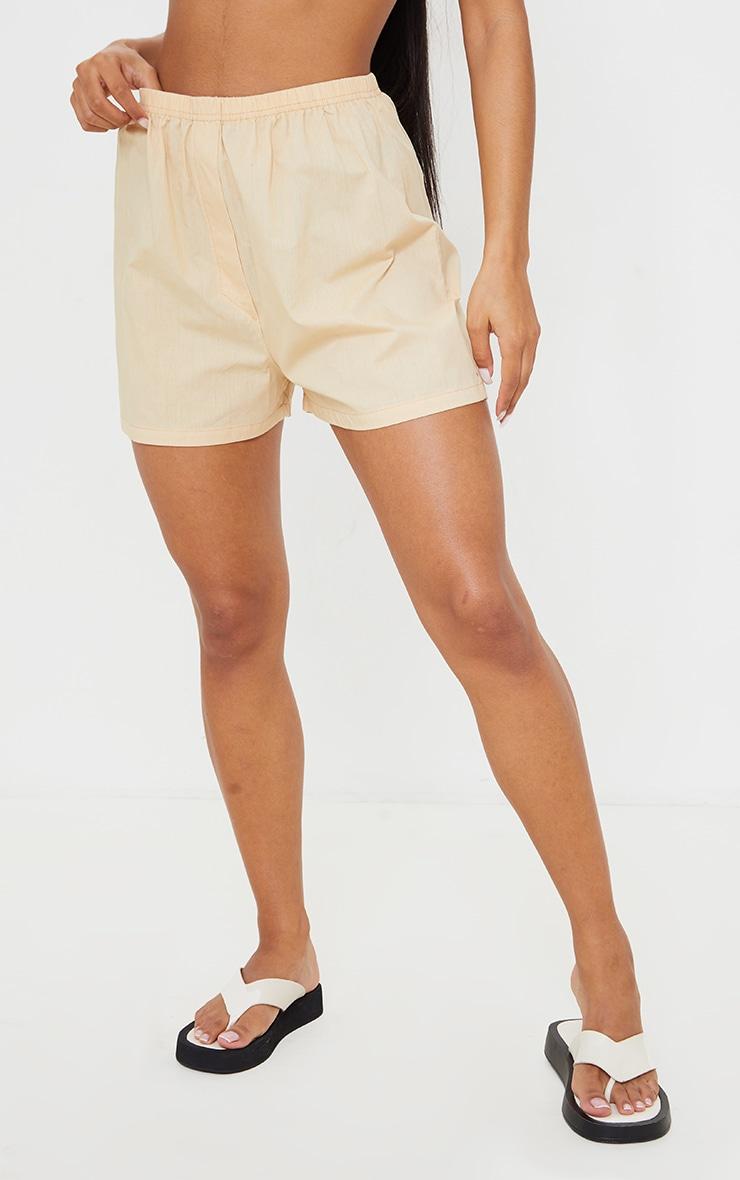 Stone Cotton Boxer Shorts 2