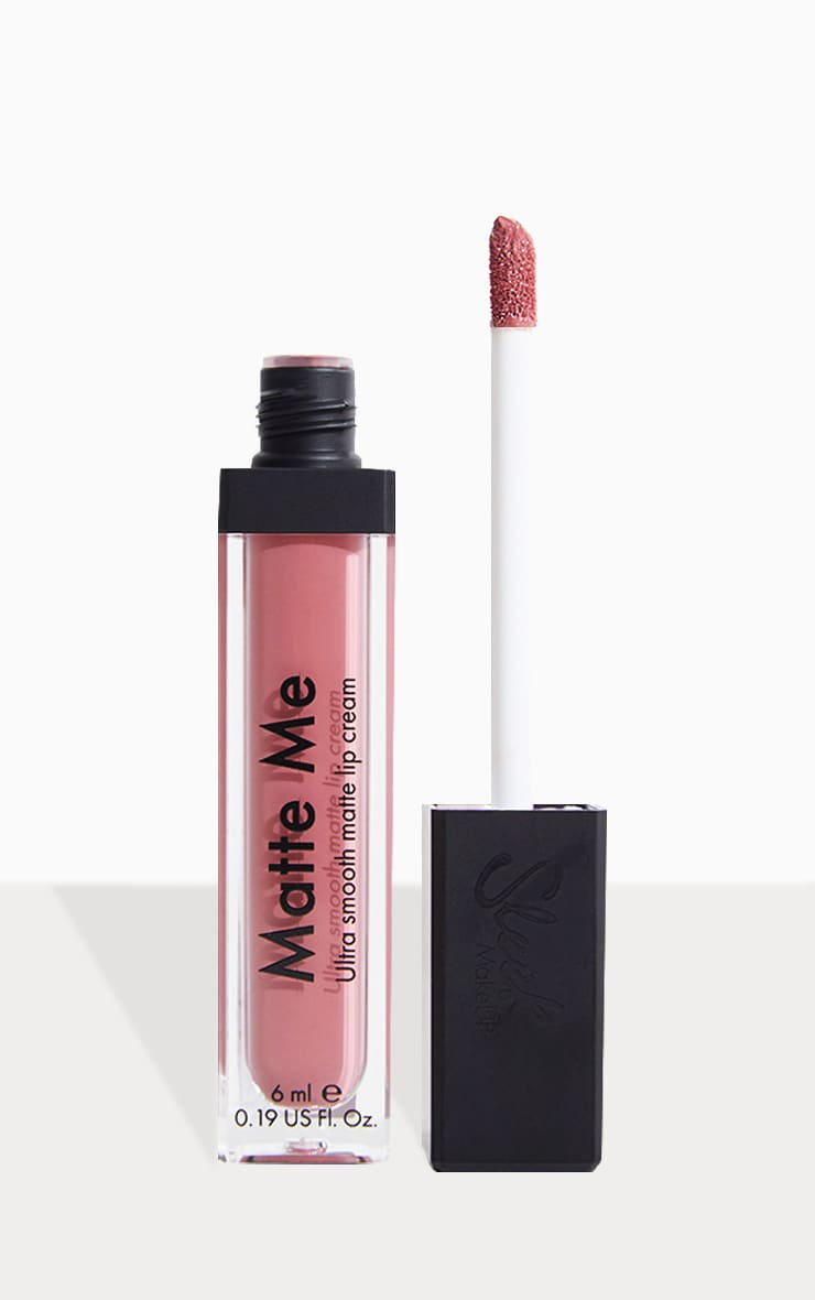 Sleek MakeUP Shabby Chic Matte Me Liquid Lipstick