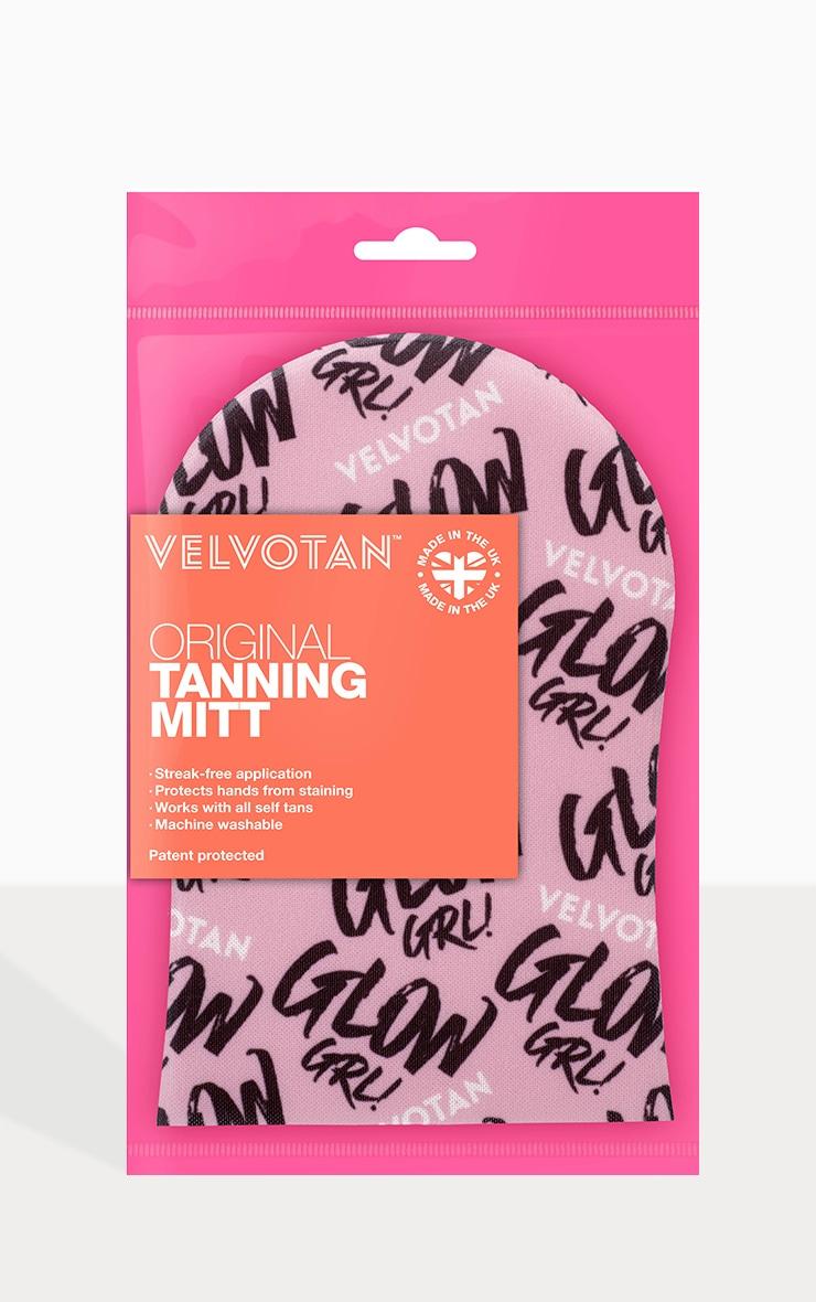 Velvotan Self Tan Applicator Original Body Mitt Glow Grl 2