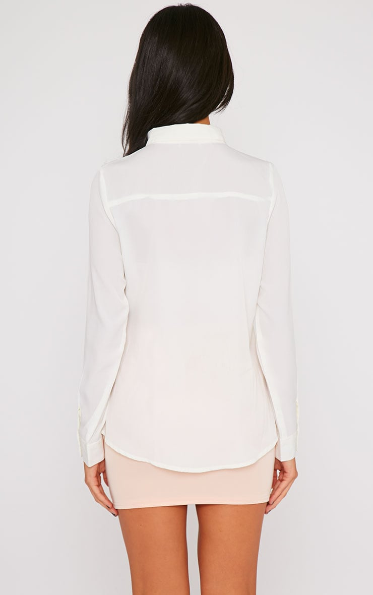 Rhonda Cream Shirt 2
