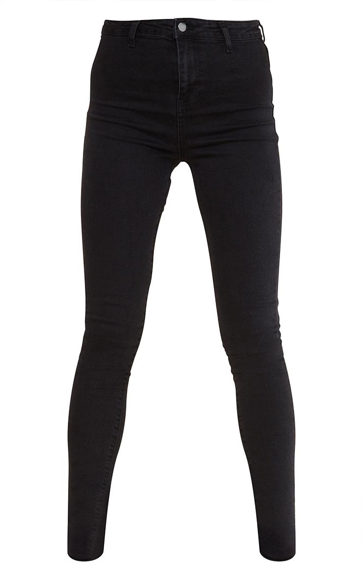 Tall - Jean skinny noir super stretch 5