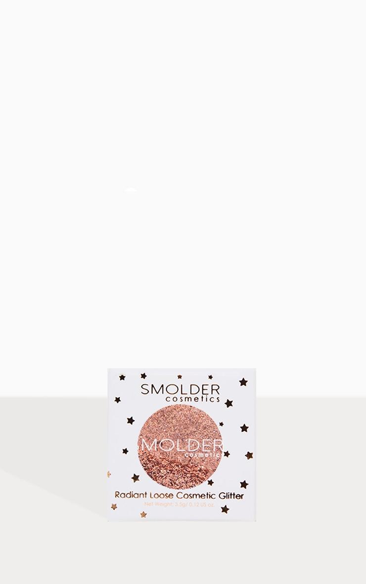 Smolder Cosmetics - Paillettes Radiant Glitter - Autumn 3