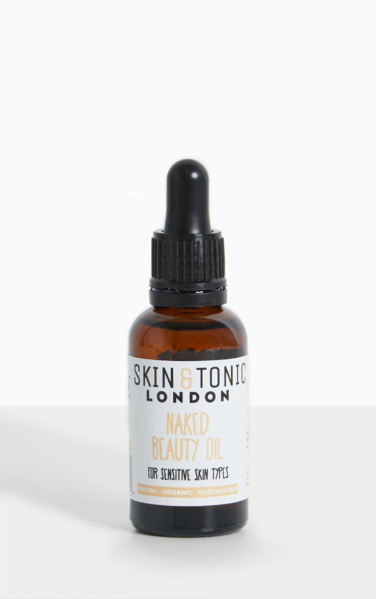 Skin & Tonic London Naked Beauty Oil