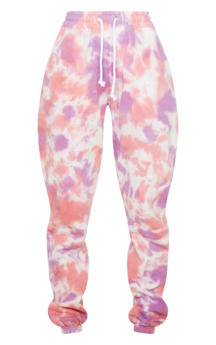 Multi Tie Dye Sweat Joggers 5