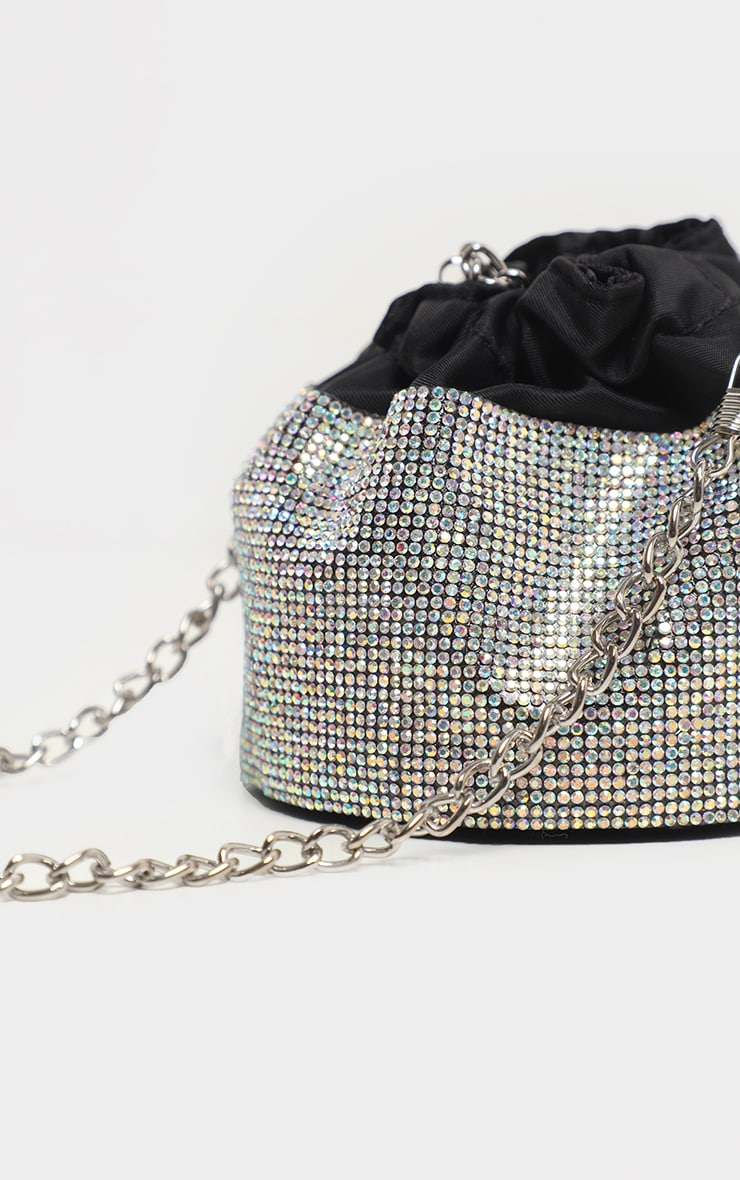 Diamante Mini Duffle Bag 4
