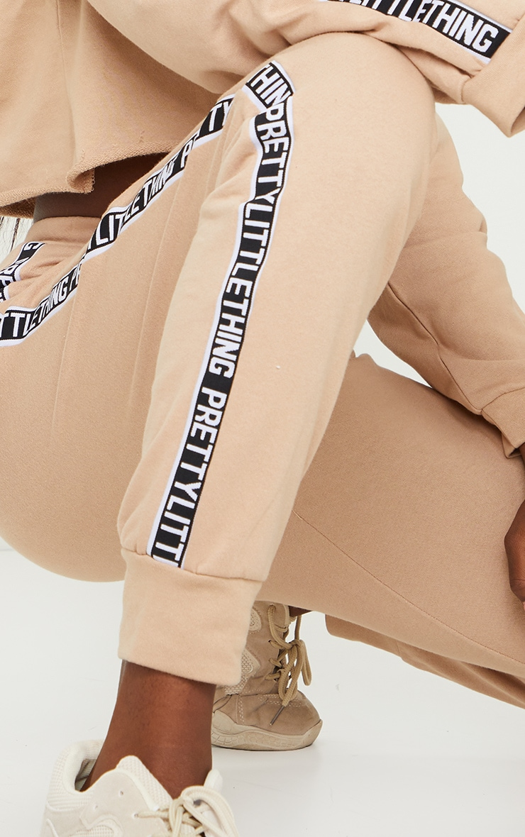 PRETTYLITTLETHING Tall Stone Joggers 4
