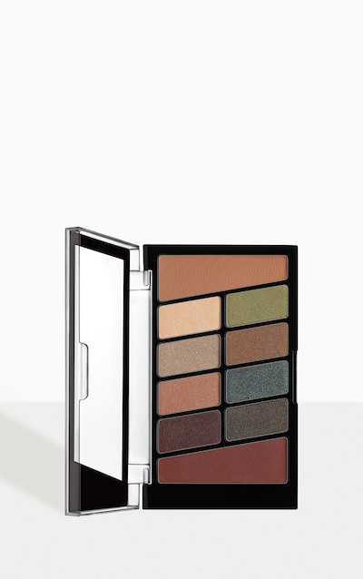 wet n wild Color Icon 10 Eyeshadow Palette Comfort Zone