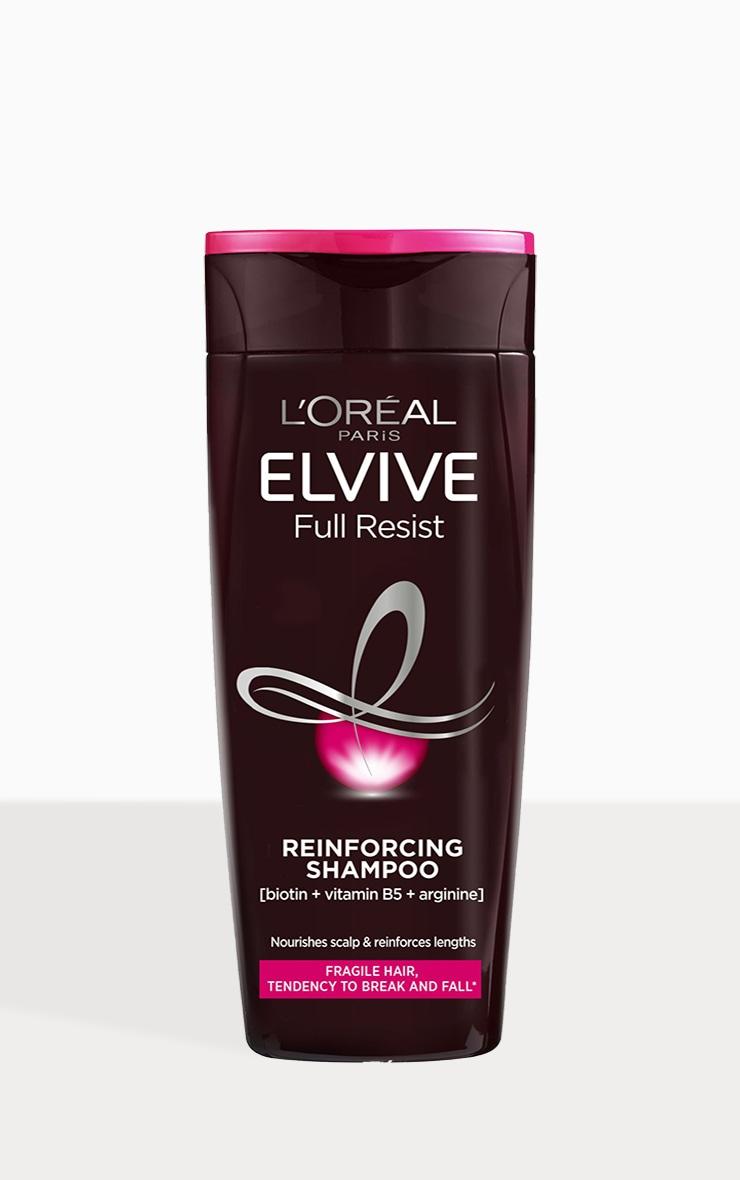 L'Oreal Elvive Full Resist Reinforcing Fragile Hair Shampoo 400ml 1