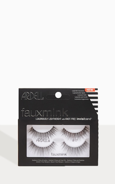 805516f2d5f Ardell Lashes Faux Mink 817 Twin Pack PrettyLittleThing Sticker
