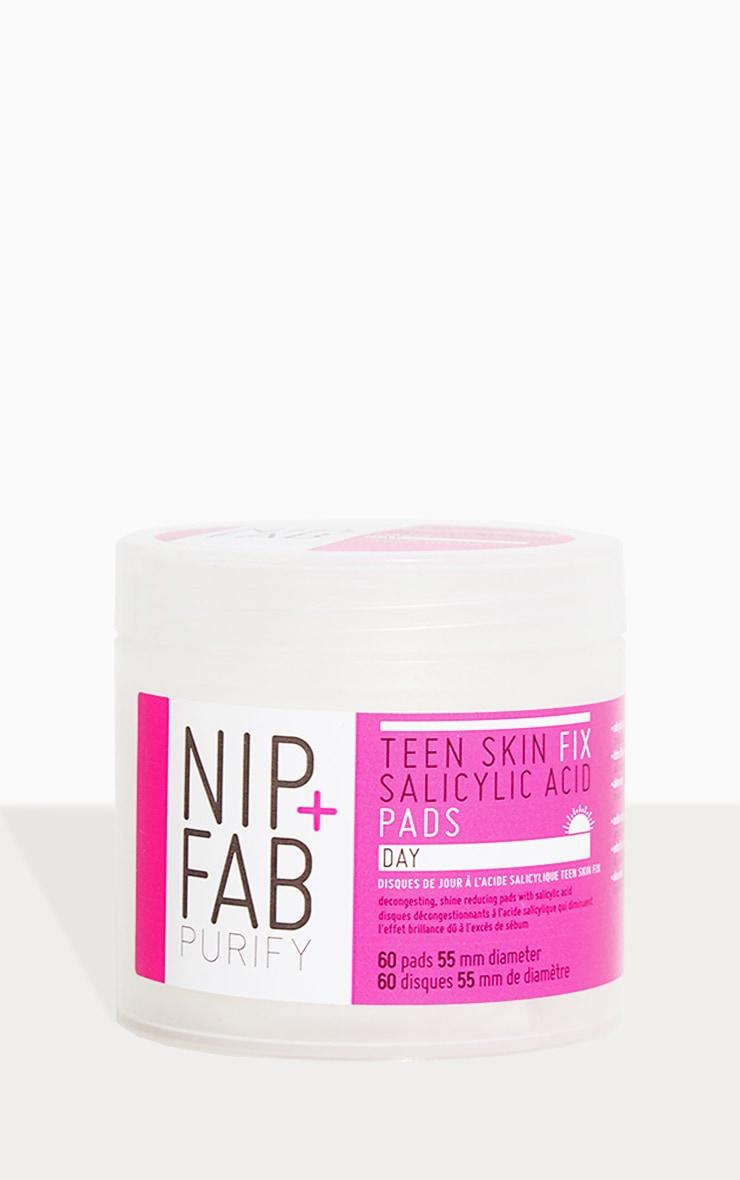 NIP + FAB Teen Skin Salicylic Acid Day Pads 2
