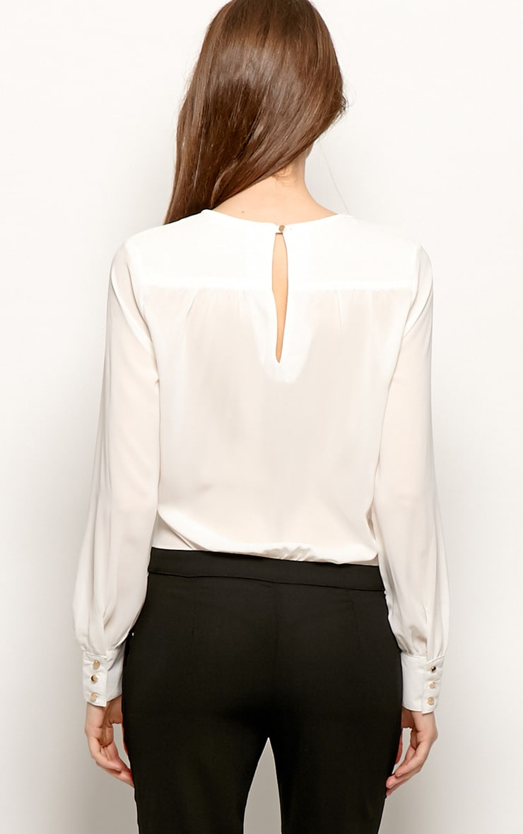 Fia Black & White Jumpsuit 2
