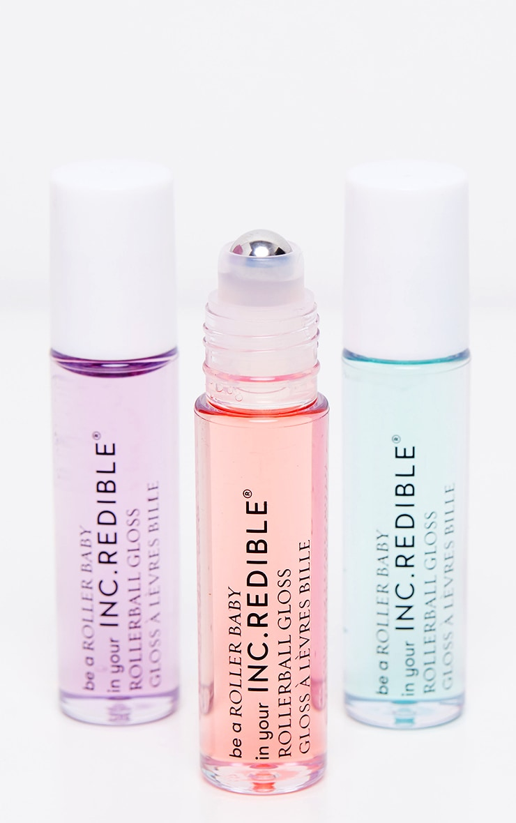 INC.redible Roller Baby Lip Gloss One Cool Time 3