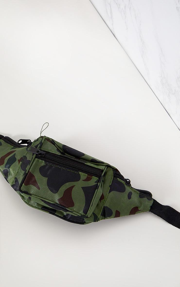Camo Bum Bag 3