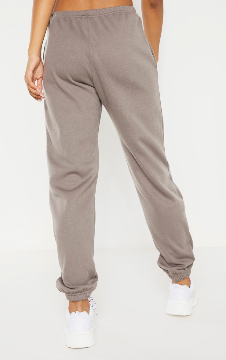 Tall Grey Casual Jogger 4