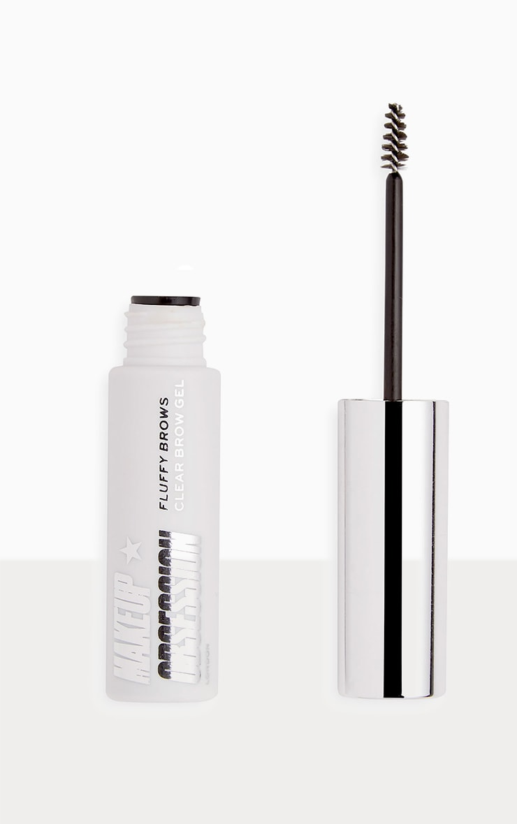 Makeup Obsession Fluffy Brow Gel Clear 1