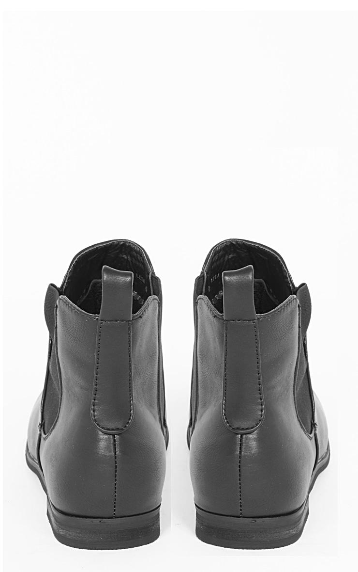 Samara Black Chelsea Boot 2