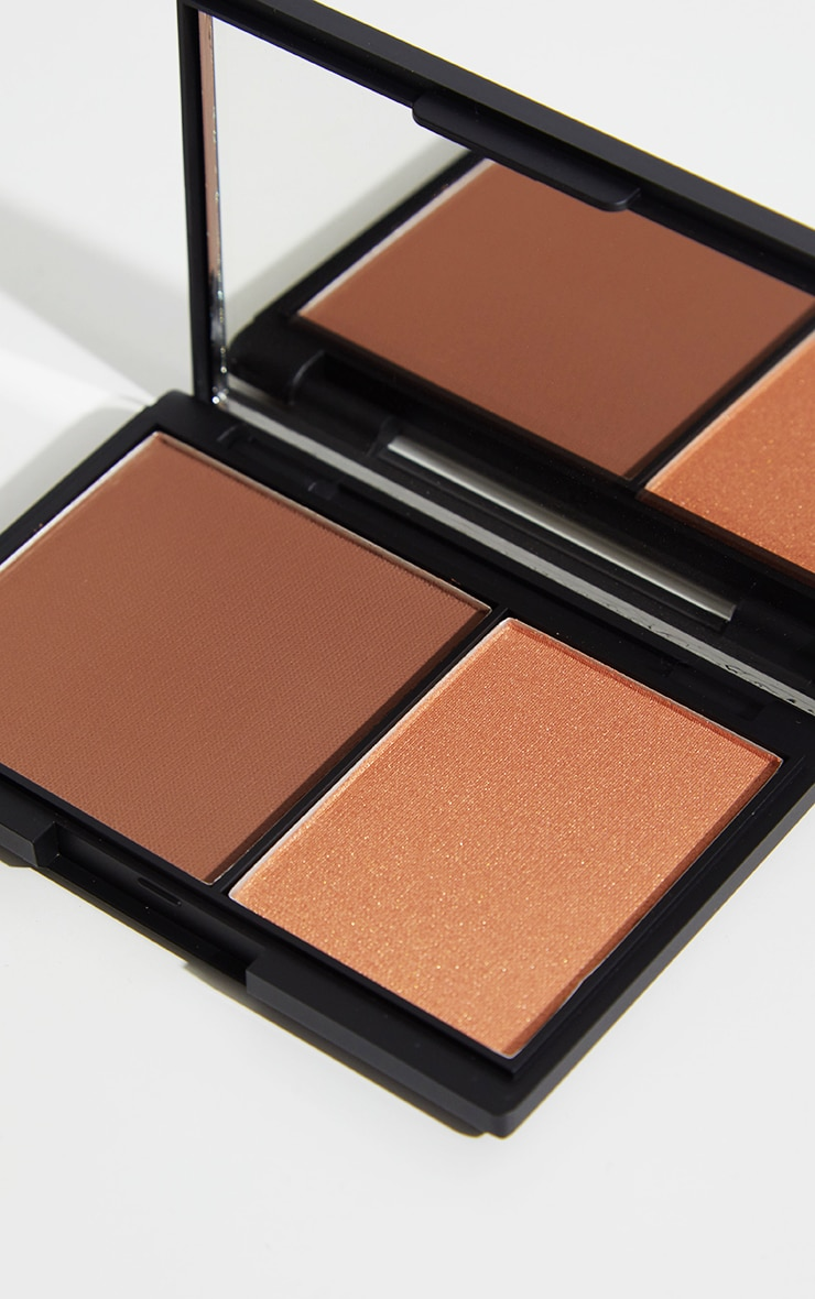 Sleek MakeUP Dark Face Contour Kit 1