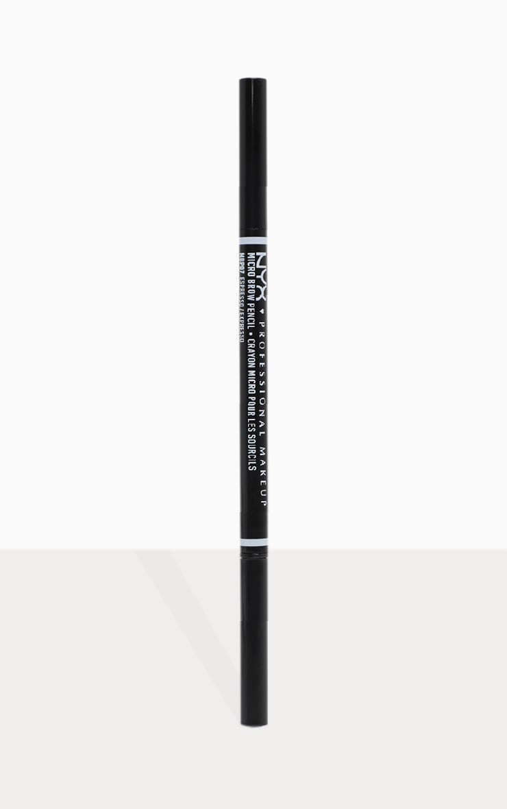 NYX PMU Micro Brow Pencil Espresso 2
