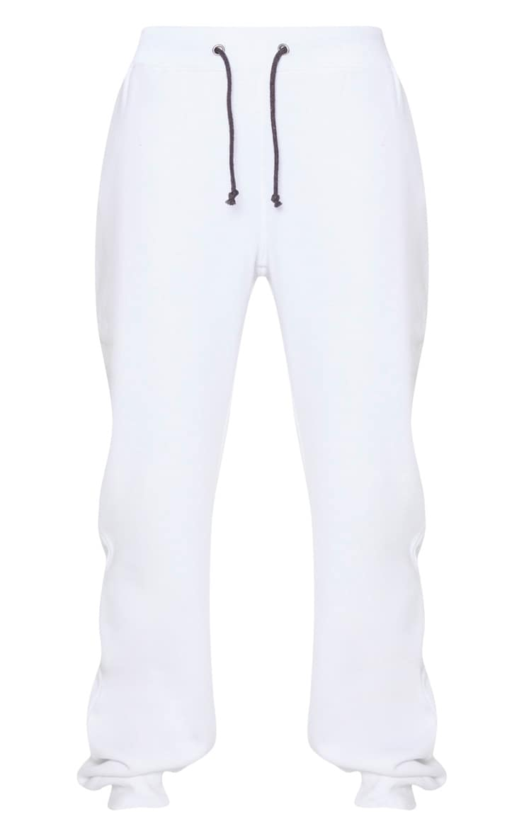 White Jogger 3
