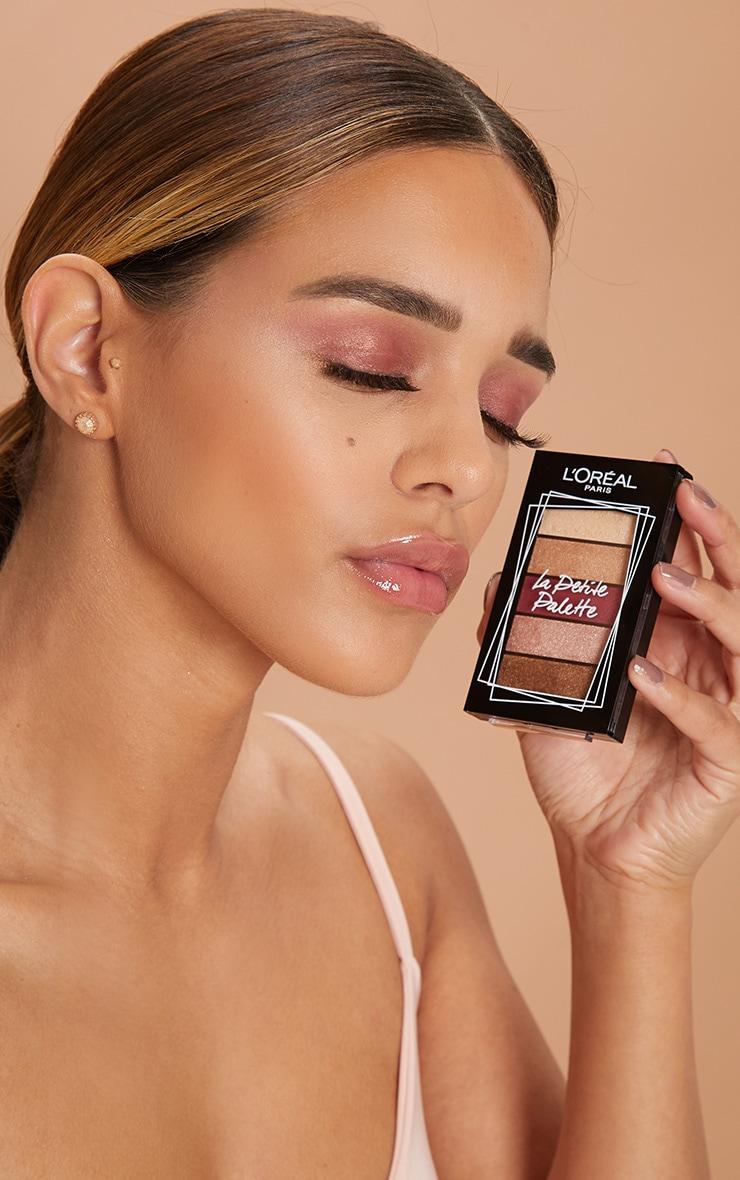 L'Oréal Paris Mini Palette 02 Nudist 3