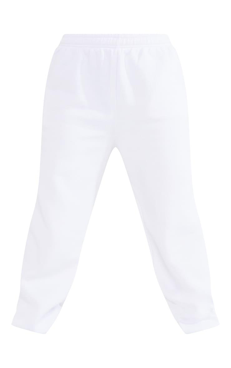 Petite White Ultimate Joggers 5