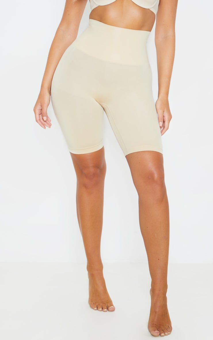 Nude Bum Lift High Waist Shapewear Control Short 2