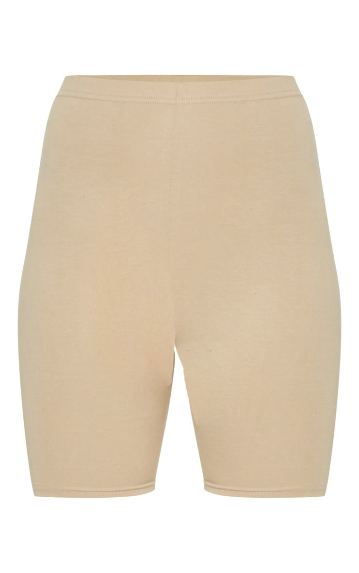 Deep Stone Cotton Stretch Cycling Shorts 6