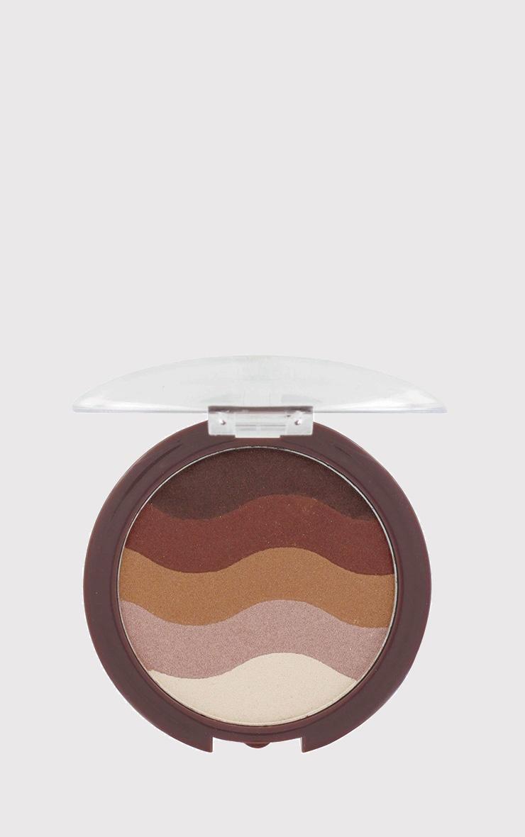 Sunkissed Dark Glimmer Compact Bronzer