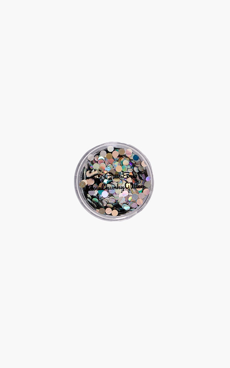 GlitterEyes Rainbow Dots Chunky Glitter Pot 2