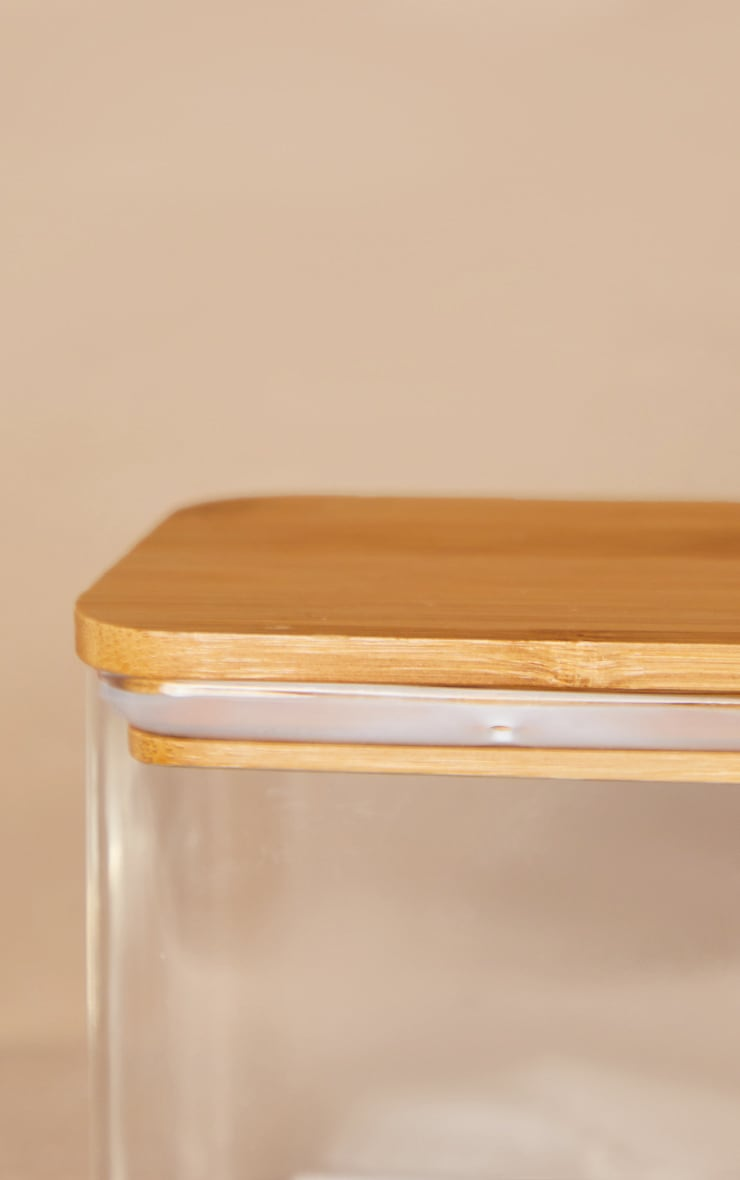 Glass Storage Container Small 4