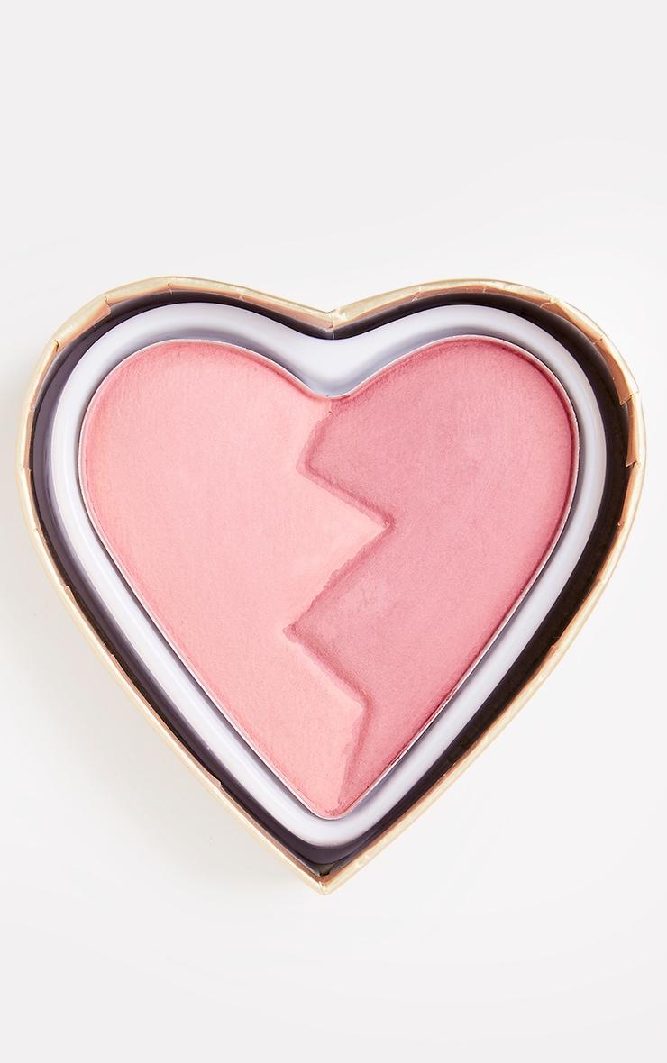 I Heart Revolution Heartbreakers Matte Blush Independent 3
