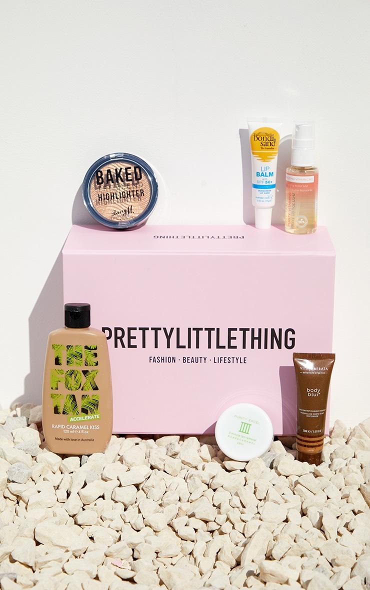 PRETTYLITTLETHING Summer Glow Beauty Box (Worth £60.50) 2