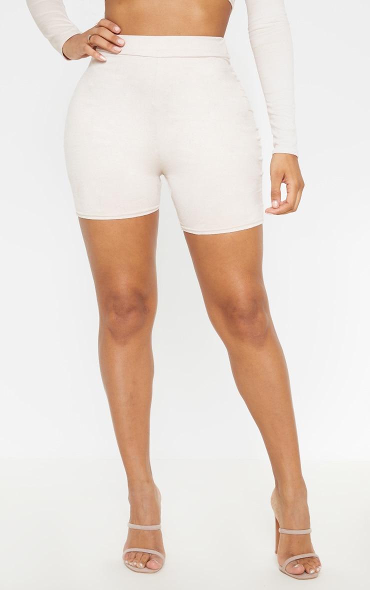 Shape Nude Faux Suede Bike Shorts 4