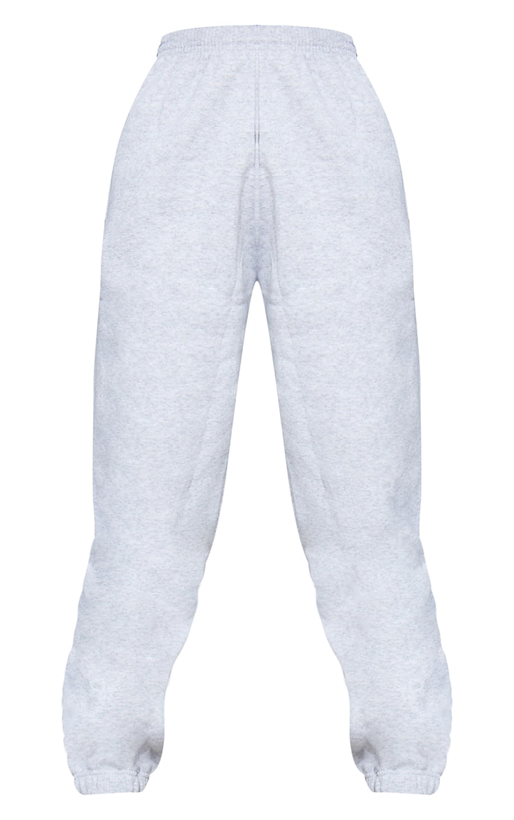 Ash Grey Sweat Track Pants 5