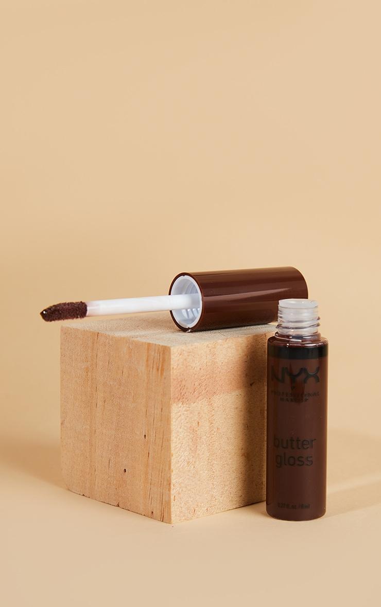 NYX Professional Makeup Butter Lip Gloss Lava Cake 1