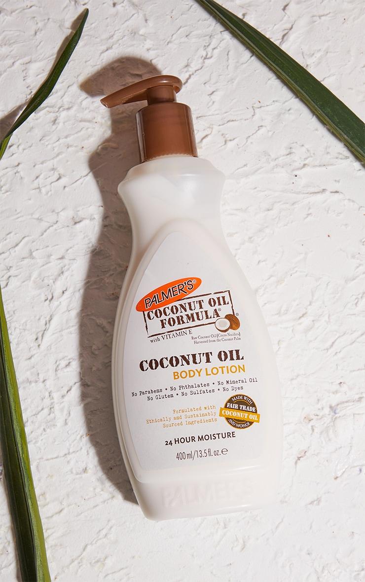 Palmer's Coconut Oil Formula Body  Lotion 400ml 1