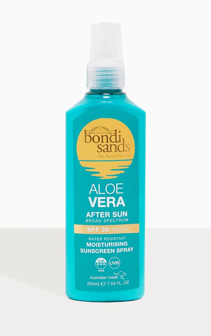 Bondi Sands Aloe Vera After Sun Lotion SPF 30 2