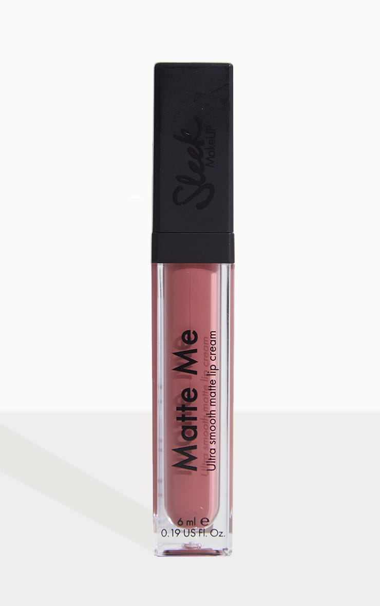Sleek MakeUP Shabby Chic Matte Me Liquid Lipstick 2