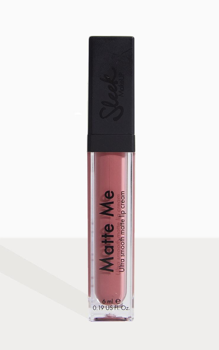 Sleek MakeUP Shabby Chic Matte Me Liquid Lipstick 2
