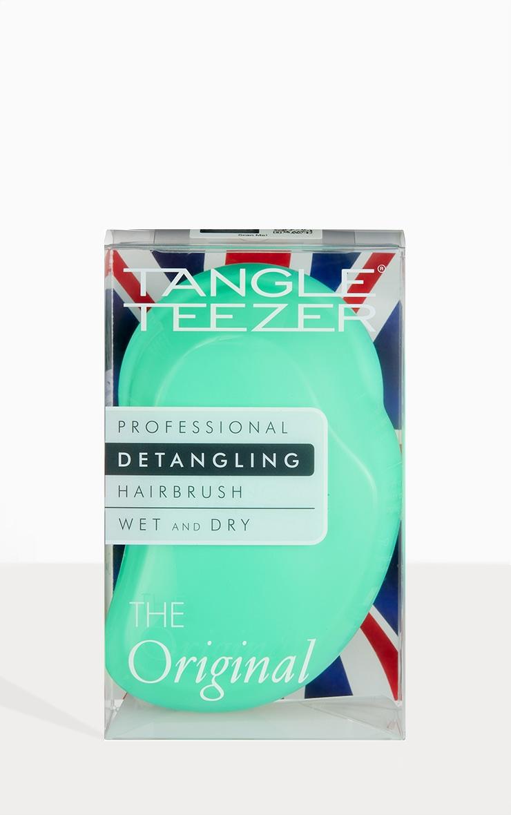 Tangle Teezer The Original Detangling Brush Tropicana Green 2