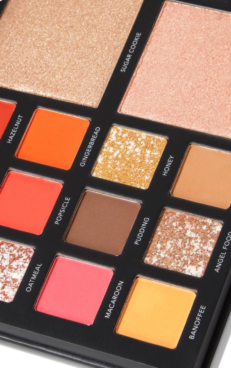 LaRoc PRO The Bakery Box Eyeshadow Palette 4