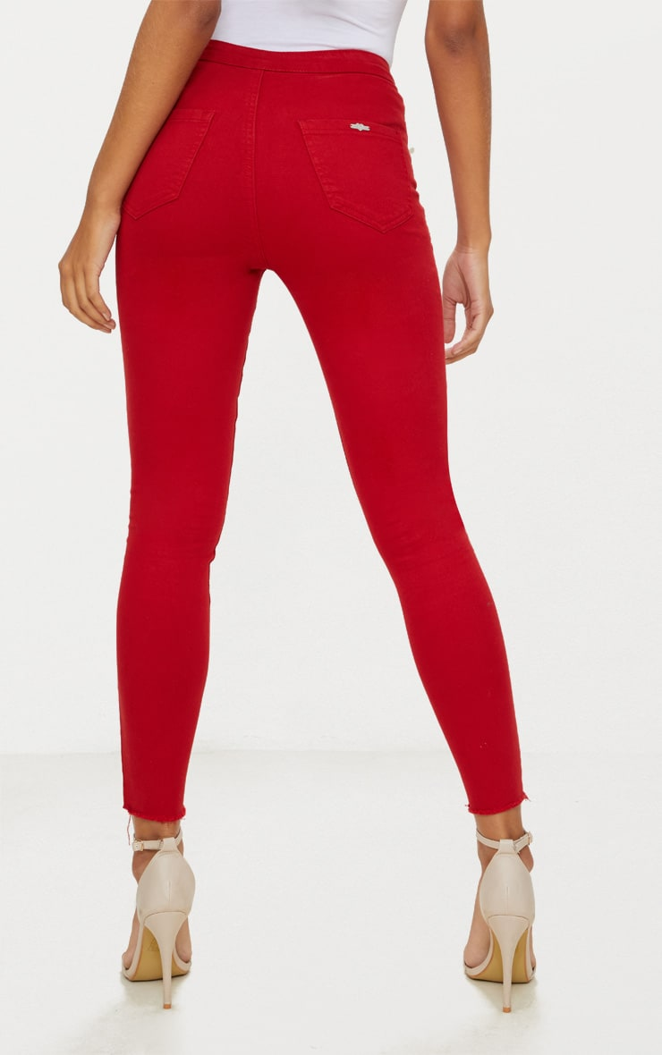 Red Disco Jean 4