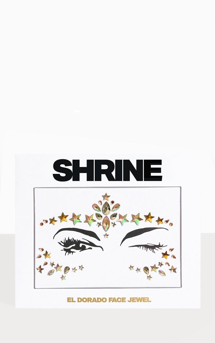 SHRINE Sunset Haze Face Jewel 1