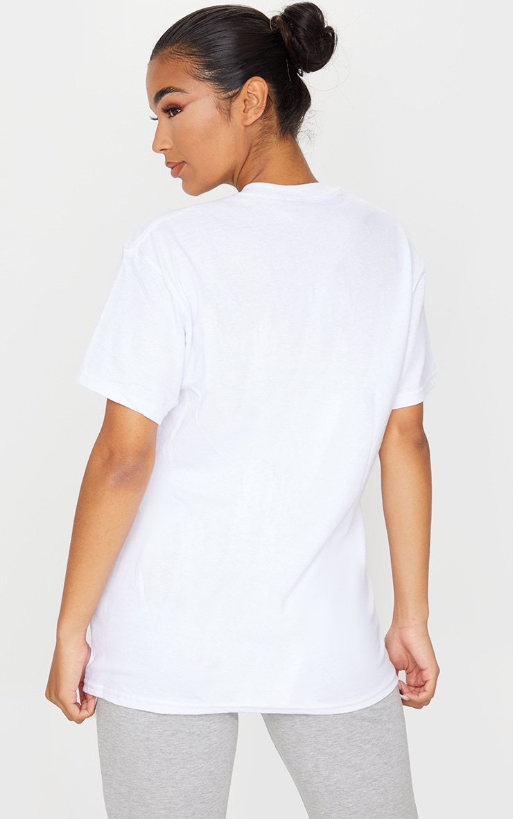 Black & White 2 Pack Ultimate Oversized T Shirt  2