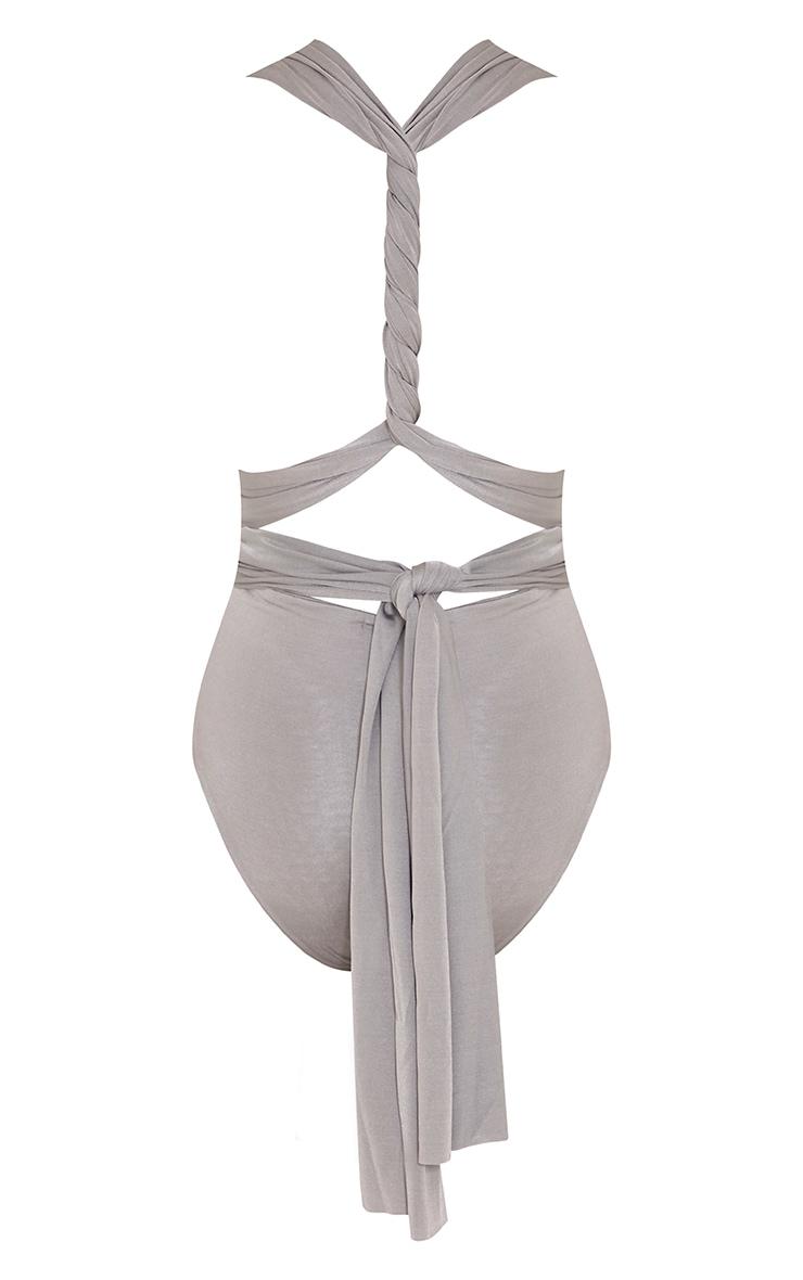 Liddia Silver Multiway Bodysuit 4