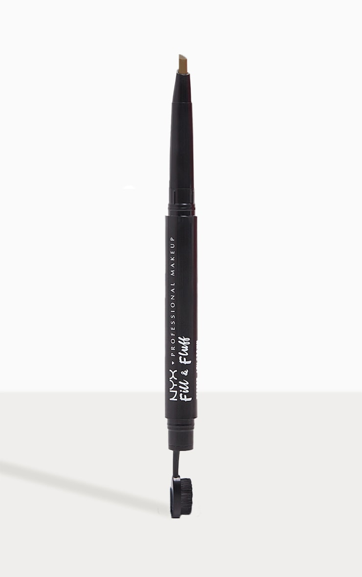 NYX Professional Makeup Fill & Fluff Eyebrow Promade Pencil Taupe 2