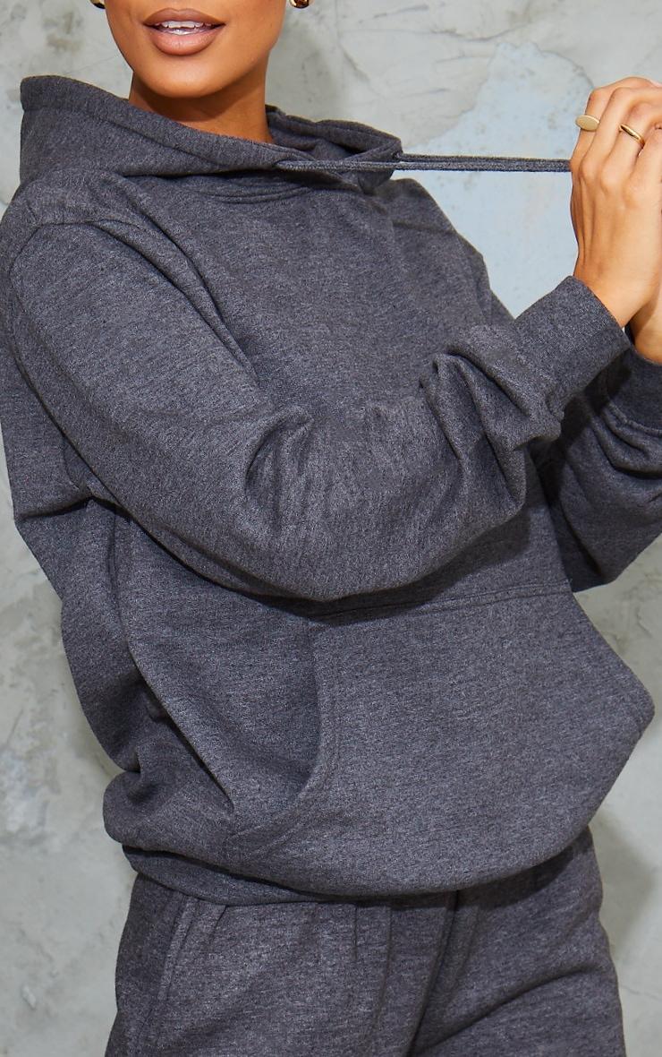 Charcoal Oversized Ultimate Hoodie 4